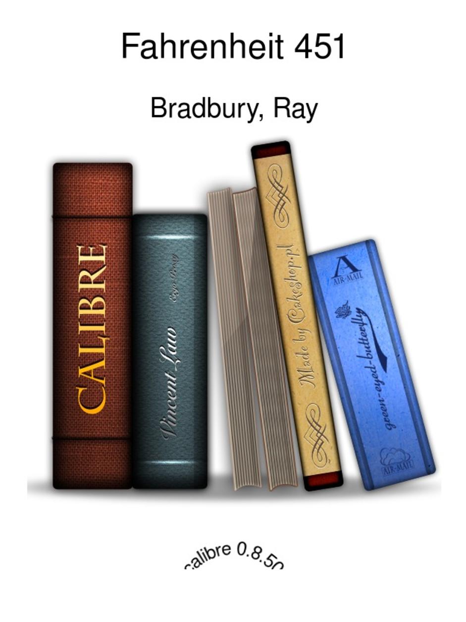 Fahrenheit 451 A2 - Ray Bradbury