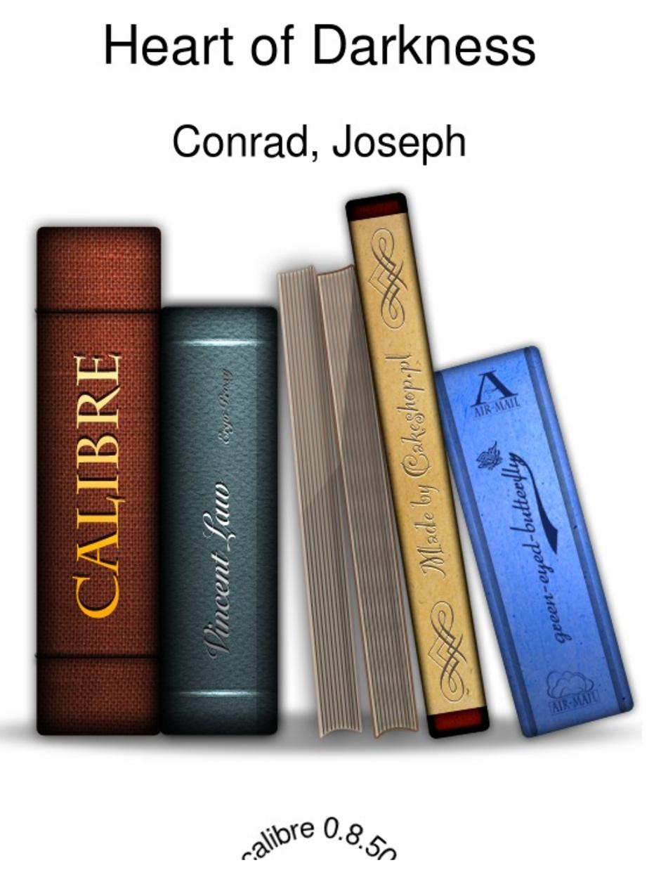 Heart of Darkness A2 - Joseph Conrad
