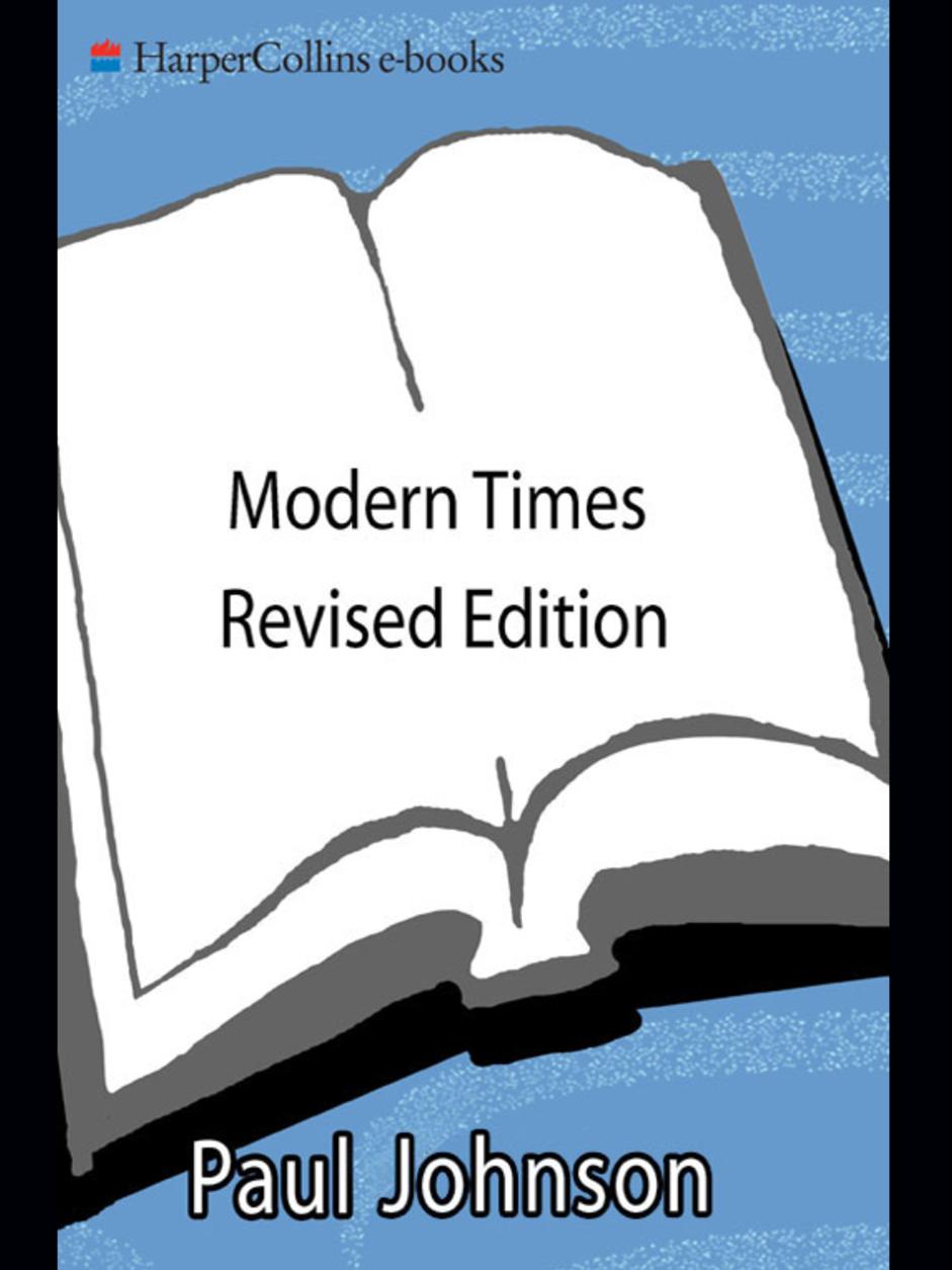 Modern Times - Paul M. Johnson