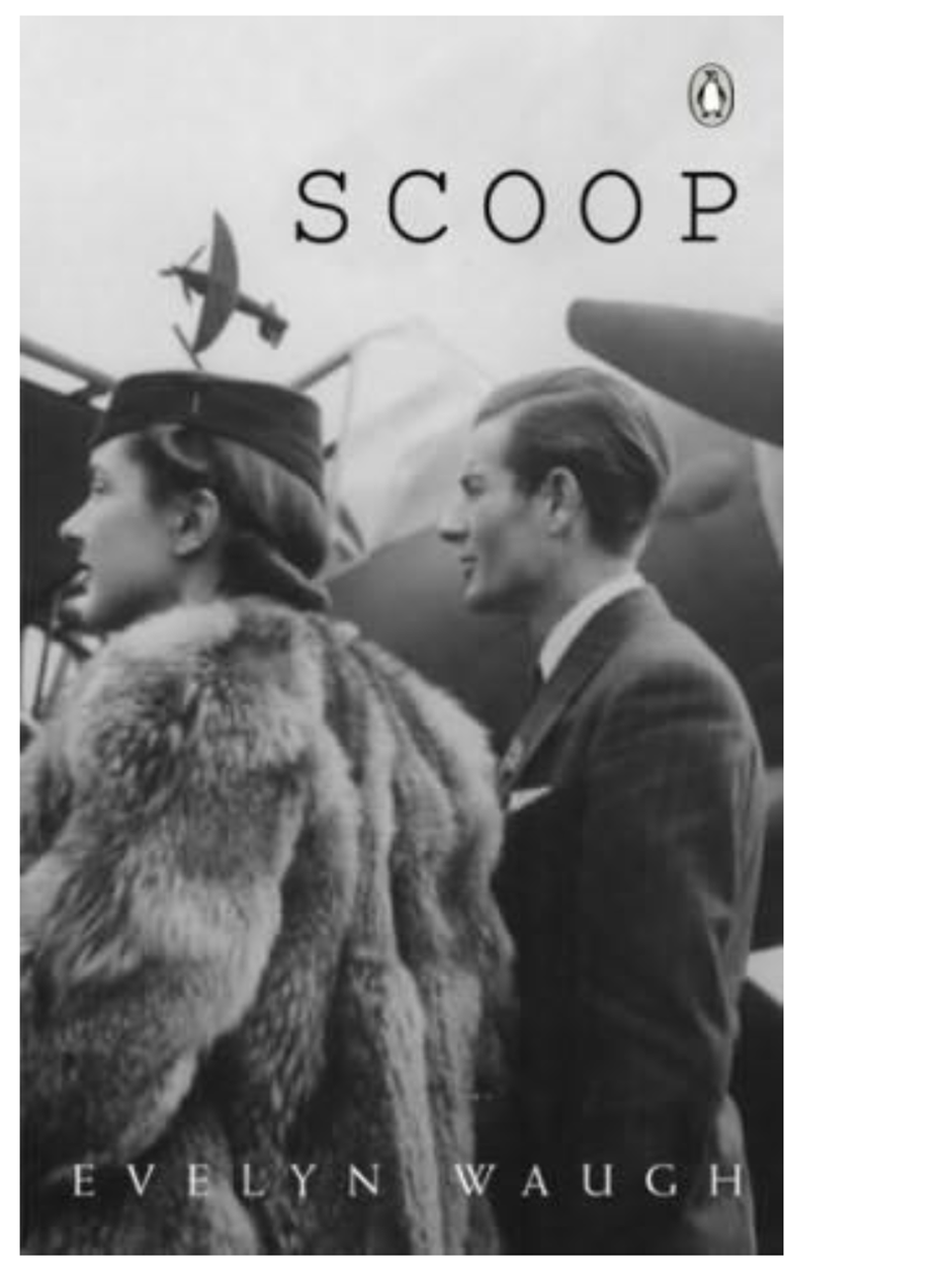 Scoop A2 - Evelyn Waugh